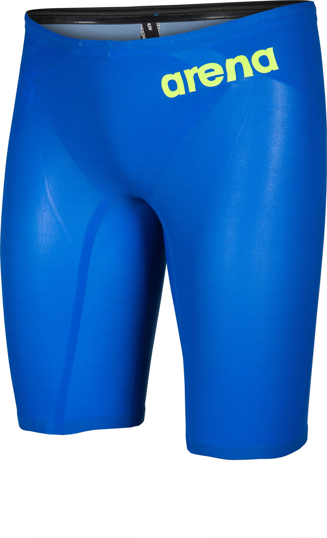 4cc881a8a2d44d arena Powerskin Carbon Air 2 zwembroek Heren, electric blue/dark grey/fluo  yellow